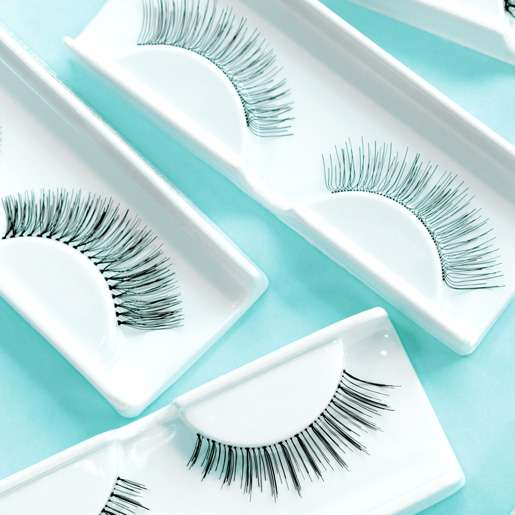 Go-to daily glam falsies